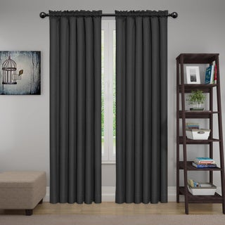 Eclipse Henry Blackout Window Curtain Panel