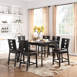 Dolly 7 Piece Counter Height Dining Set