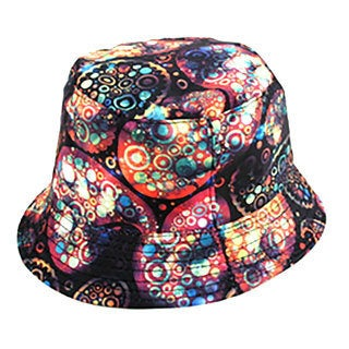 Shop Pop Fashionwear Retro Paisley Summer Bucket Hat - Free Shipping On  Orders Over  45 - Overstock.com - 16180668 1227d07214e