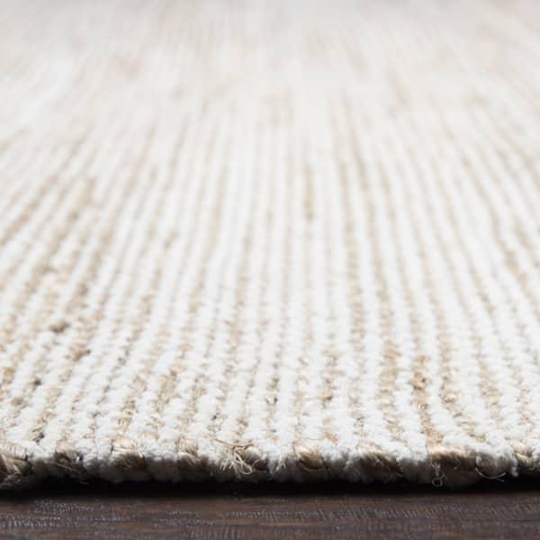 Wynwood Ivory Colored Cotton Jute