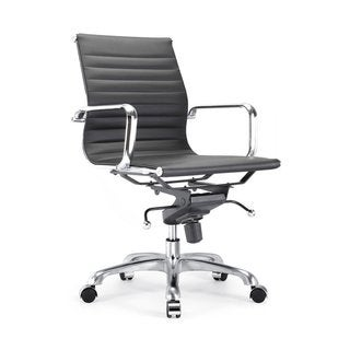 Design Lab MN 5-wheel Adjustable Executive Chair (Set of 2)