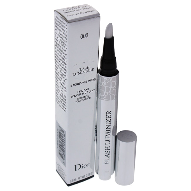 Dior Flash Luminizer Backstage Pros Radiance Booster Pen 003 Apricot