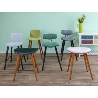 Buy Mid Century Modern Counter Amp Bar Stools Online At