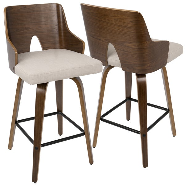 height stool canada modern counter swivel stools