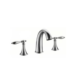 Y-Decor Luxurious Widespread Basin faucet in Chrome finish