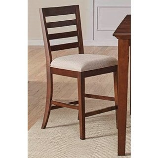 Ganache Solid Wood Counter Chairs (Set of 2)