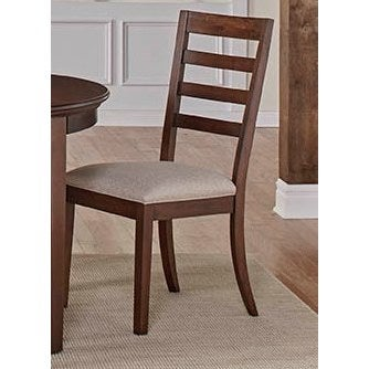 Simply Solid Ganache Brown Wood Dining Chairs (Set of 2)