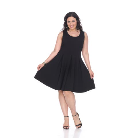 Buy Women\'s Plus-Size Dresses Online at Overstock | Our Best ...