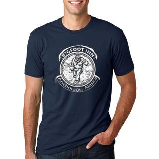 Big Foot Inn T Shirt Funny Fake Pub Sasquatch Drinking Tee
