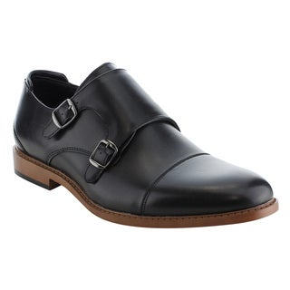 Arider AG51 Men's Double Monk Strap Slip On Formal Dress Oxfords