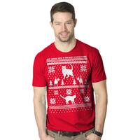 8 Bit Cat Butt T Shirt Funny Ugly Christmas Sweater Shirt Xmas Kitten Tee