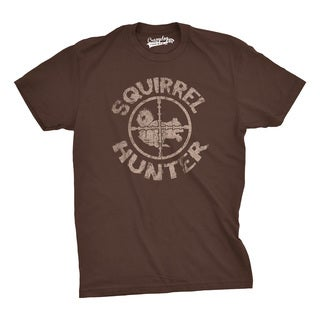 Squirrel Hunter T Shirt Funny Hunting Shirt Squirrels Tee