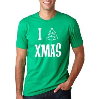 I Love Christmas T Shirt Funny Christmas Tee Shirt Xmas Tee