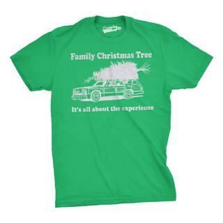 Family Christmas Tree T Shirt Funny Vacation Movie Tee