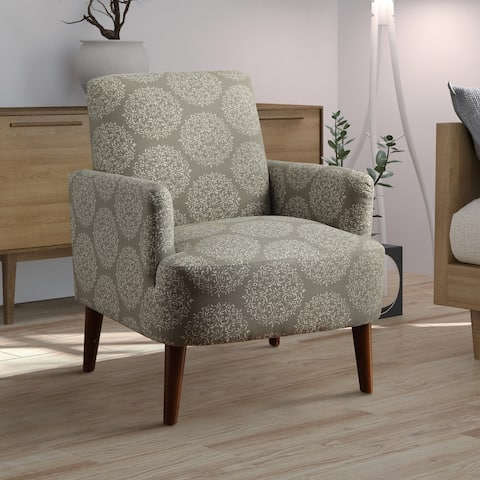 Furniture of America Cala Contemporary Fabric Upholstered Accent Chair