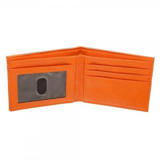 Novelty Orange/ Blue Naruto Bifold Wallet