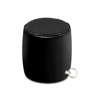 Insten Black Micro Bluetooth Speaker with Keychain