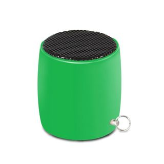 Insten Green Micro Bluetooth Speaker with Keychain