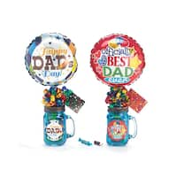 Happy Fathers Day Mason Set