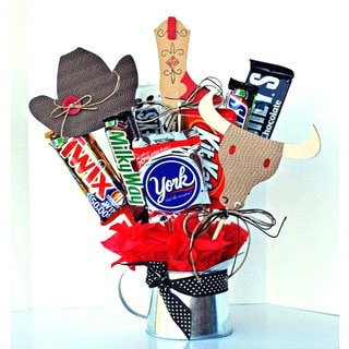 The Rodeo Candy Bouquet