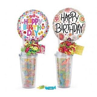 Happy Birthday Travel Mugs
