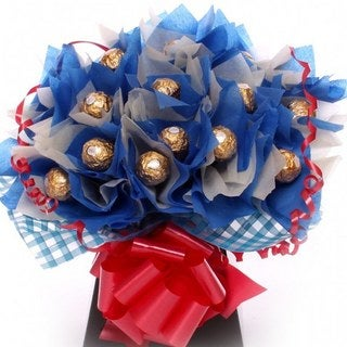 Independence Day - Ferrero Rocher Chocolate Bouquet