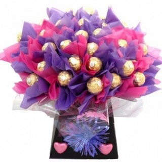 Sweet 16 Ferrero Rocher Bouquet
