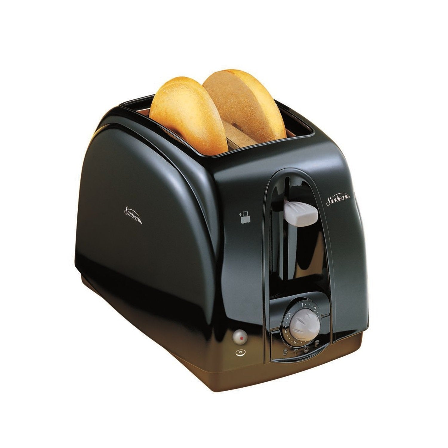 Sunbeam 2 Slice Toaster,Black