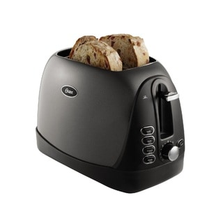 Oster 2-Slice Toaster, Gray