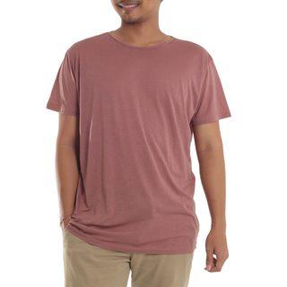 Men's Cotton 'Brown Kuta Breeze' Founder's T-shirt (Indonesia)