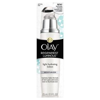 Olay Regenerist Luminous Light 2.5-ounce Hydrating Face Lotion