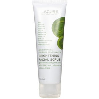 Acure Brightening 4-ounce Facial Scrub