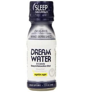 Dream Water 2.5-ounce Sleepshot nightTEA Night