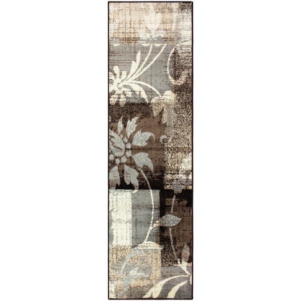 Superior Designer Pastiche Area Rug Collection - 2'6 x 8'