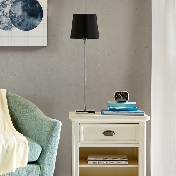 Urban Habitat Taylor Black Table Lamp