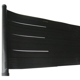 SunHeater Universal 2' x 20' Solar Heating Panel for In Ground or Above Ground Pool 40 Sq Ft|https://ak1.ostkcdn.com/images/products/16197263/P22569116.jpg?impolicy=medium
