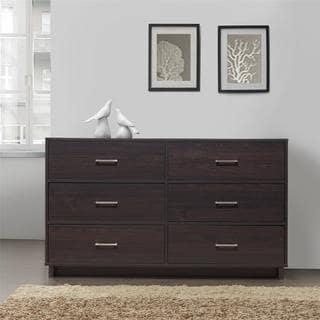 Strick & Bolton Katz Contemporary 6-drawer Dresser
