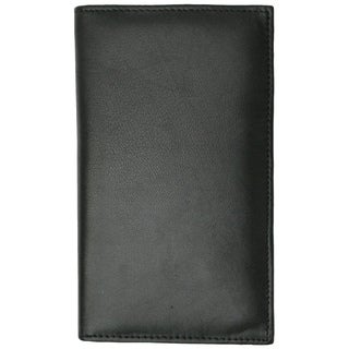 Swiss Marshal Premium Leather Bifold Credit Card ID Holder