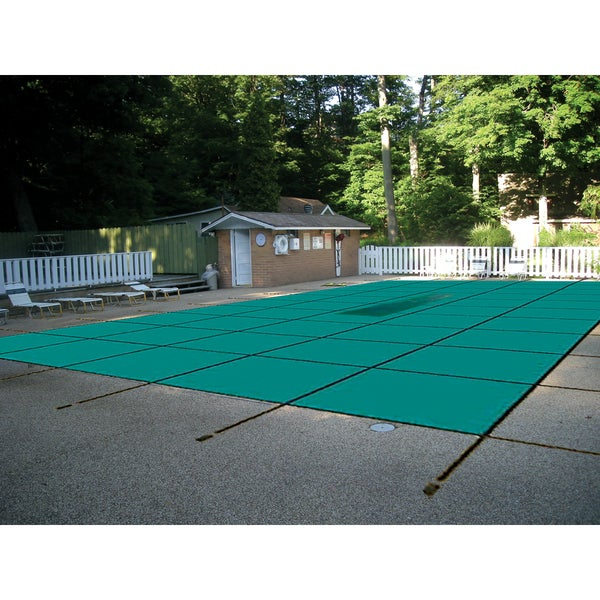 Pool Safety Cover (25' x 45')