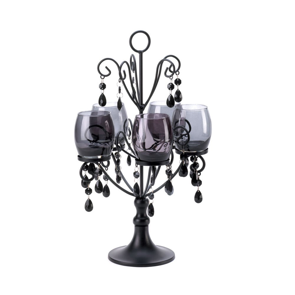 Koehler Home Decor Midnight Elegance Candelabra (Candelab...