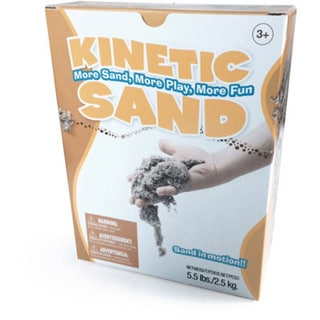 Relevant Play Kinetic Sand - Natural, 2.5kg