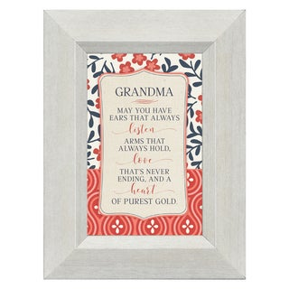 James Lawrence 'Grandma' Framed Art