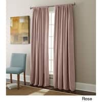 Sherry Kline Elite Velvet 84-inch Curtain Panel Pair - N/A