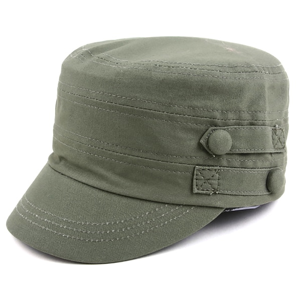 16a2d27379e Shop Pop Fashionwear Cool New Military Style Spring Summer Hat ...