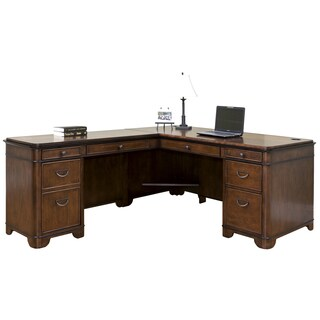 Kenton L-Shaped Left Handed Computer Desk