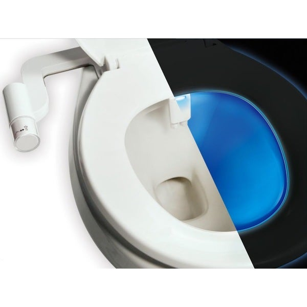 Shop Squat N Go Deluxe Led Motion Activated Bidet Free Shipping