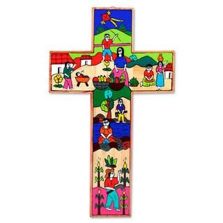 Pinewood Cross, 'Life In the Country' (El Salvador)