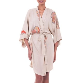 Rayon Robe, 'Evening Intuition' (Indonesia)