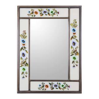 Mirror, 'Modern Daisy' (Peru)