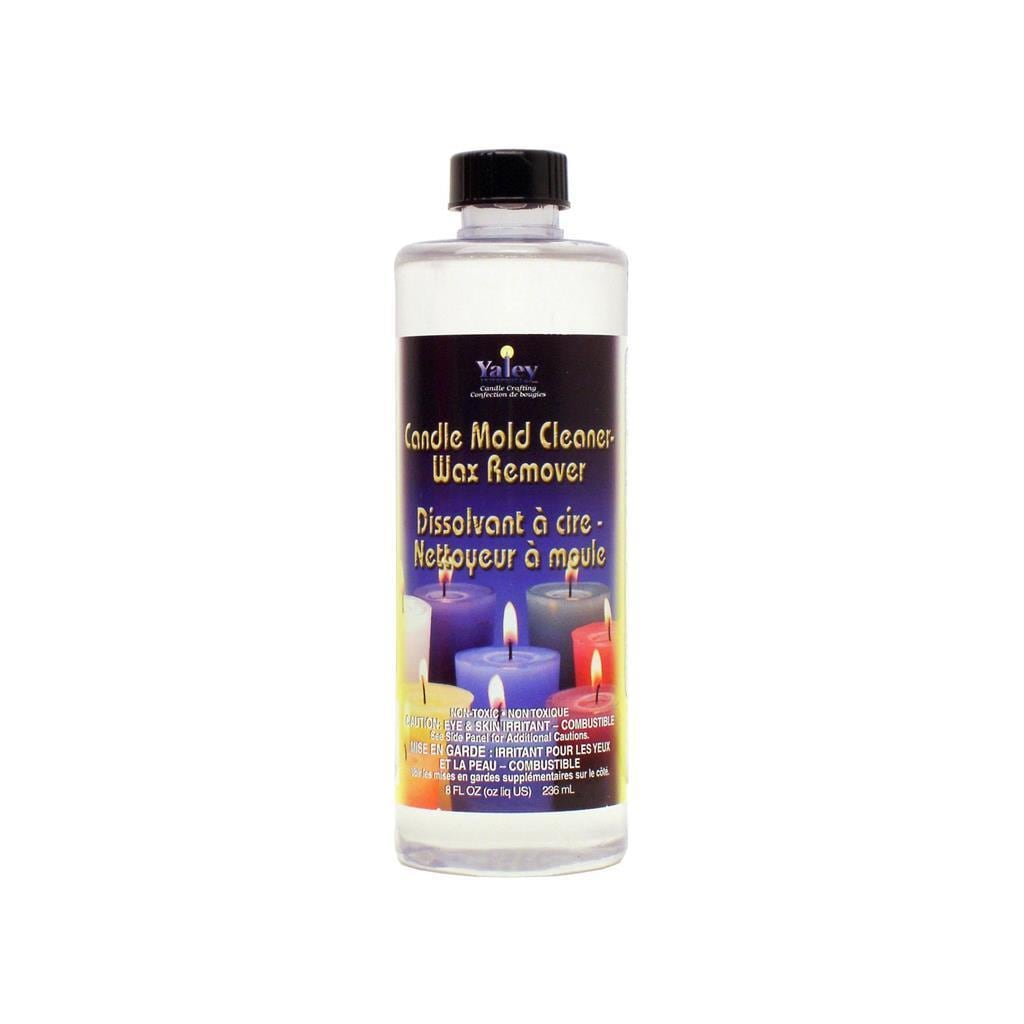 Beadalon Yaley Mold Cleaner & Wax Remover 8oz (Candle Mak...